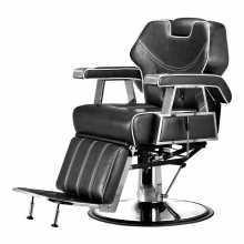 6885- Butaca de peluquería para barbero, profesional, reclinable y elevable, para salón de peluquería