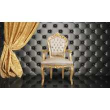 Paneles de pared para sofás y sillones convencionales, revestimiento en ecopiel (piel ecológica), colores a elegir